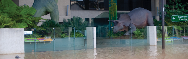 Photo: IMGP6046_floods-museum-dinosaur by RaeA