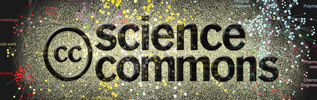 Science Commons banner